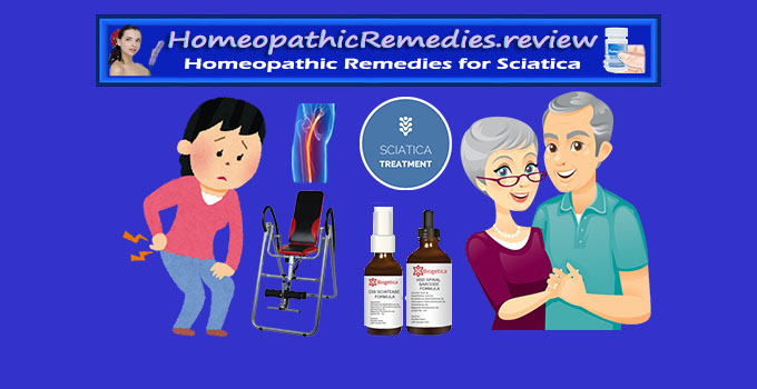 homeopathic remedies for sciatica nerve