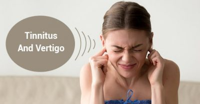 can tinnitus cause vertigo