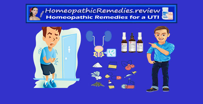 homeopathic remedy for a uti